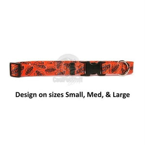 Oklahoma State Cowboys Nylon Collar - staygoldendoodle.com