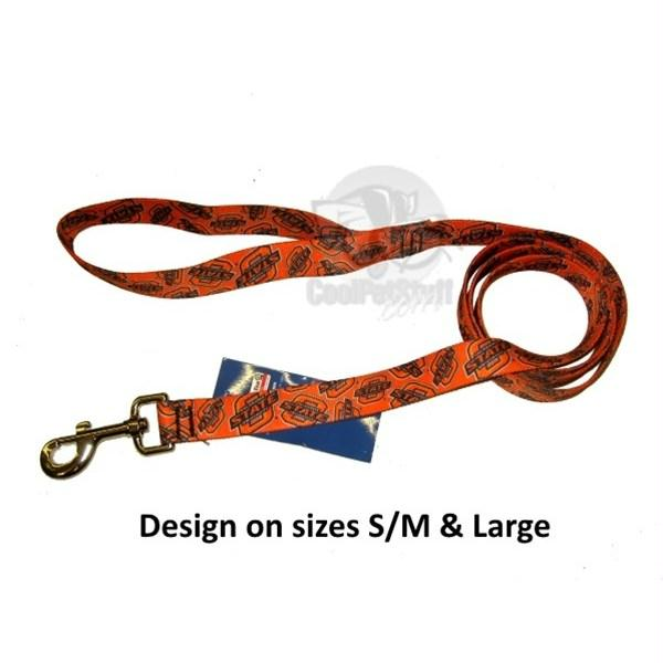 Oklahoma State Cowboys Nylon Leash - staygoldendoodle.com