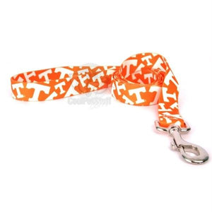 Tennessee Vols Nylon Leash - staygoldendoodle.com