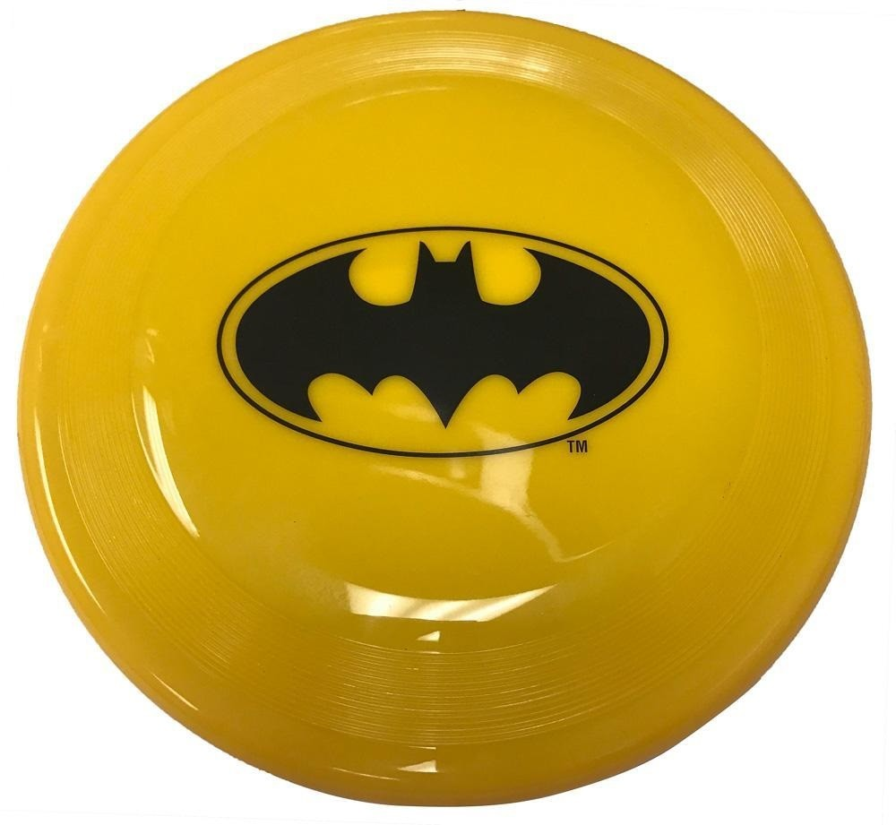 Buckle-Down Batman Frisbee - staygoldendoodle.com