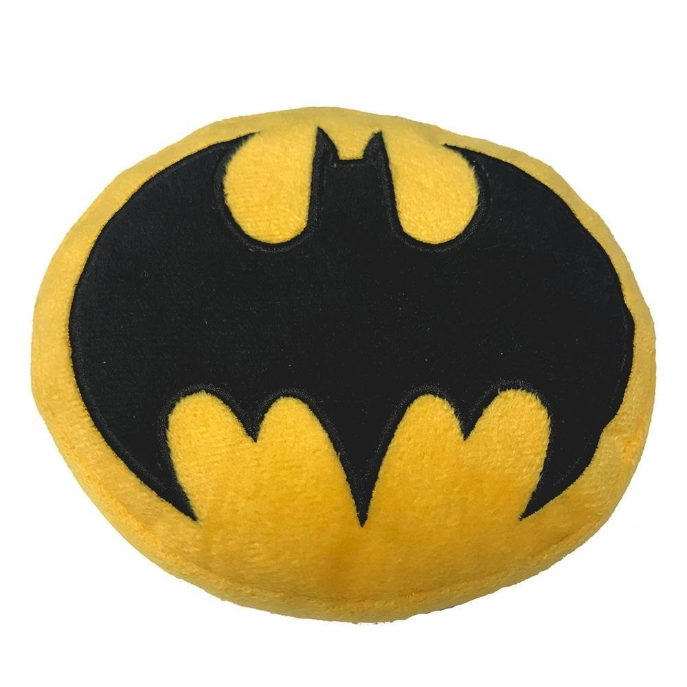 Buckle-Down Batman Pet Squeaker Toy - staygoldendoodle.com