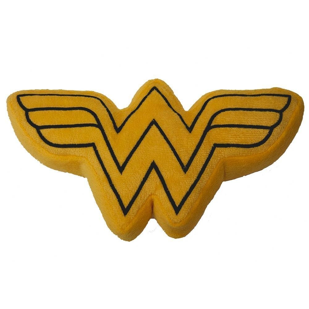 Buckle-Down Wonder Woman Pet Squeaker Toy - staygoldendoodle.com