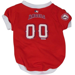 Los Angeles Angels Dog Jersey - staygoldendoodle.com