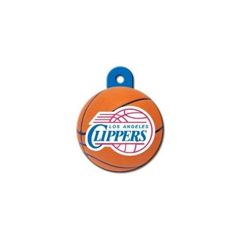 Los Angeles Clippers Circle ID Tag