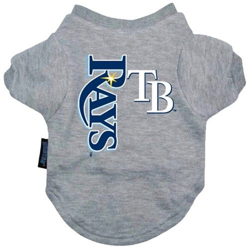 Tampa Bay Rays Dog Tee Shirt - staygoldendoodle.com