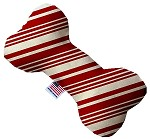 Classic Candy Cane Stripes Stuffing Free Dog Toys - staygoldendoodle.com
