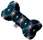 Bats and Balls Canvas Dog Toys - staygoldendoodle.com