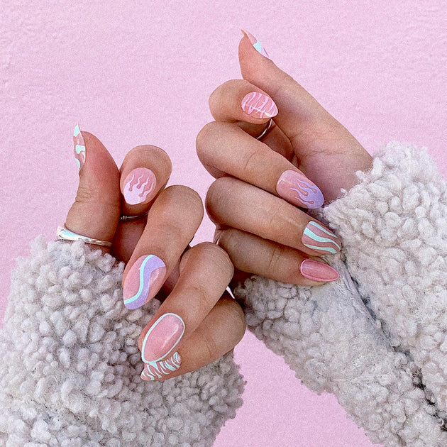 Best Seller Nails - Tagged color_nude- glamnetic