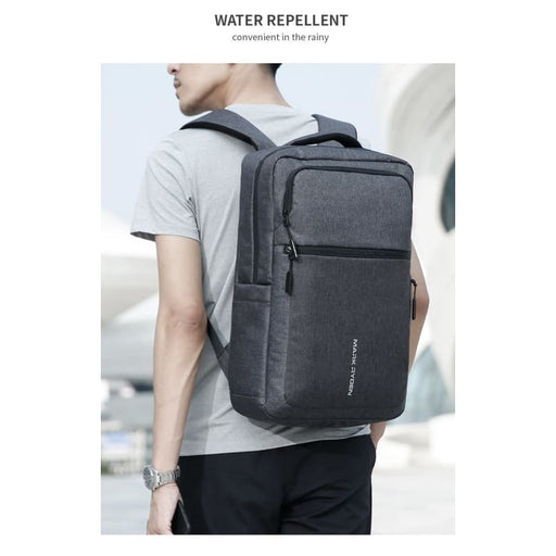 17 Inch Laptop Backpack For Men Water Repellent Functional Backpack With Usb Port Travel - Luggage & Bags