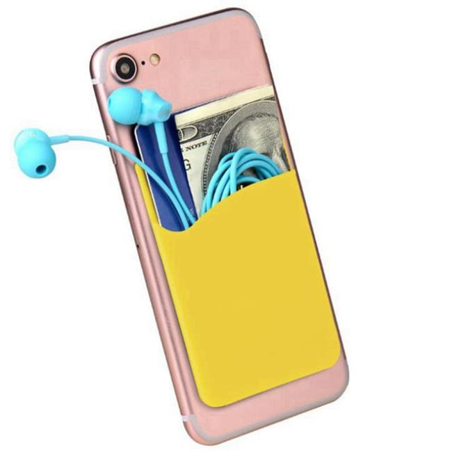Adhesive Mobile Pocket - 6 - Cellphones & Telecommunications
