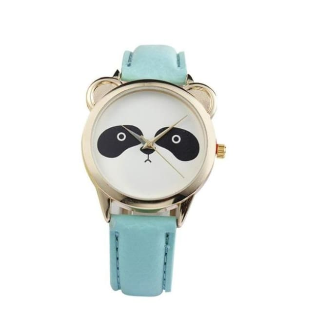 Adorable Panda Watch - Blue - Watches