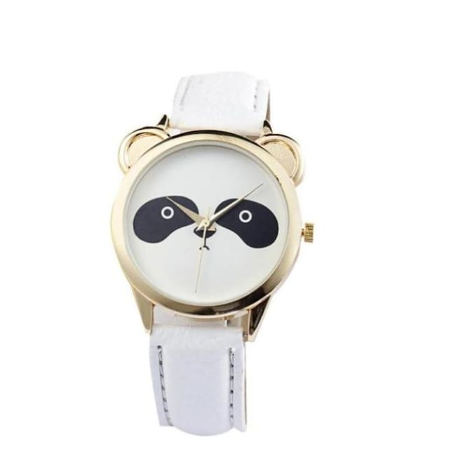 Adorable Panda Watch - White - Watches