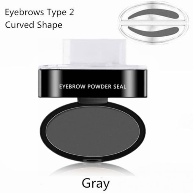 Amazing Waterproof Eyebrow Stamp - 03 - Beauty & Health