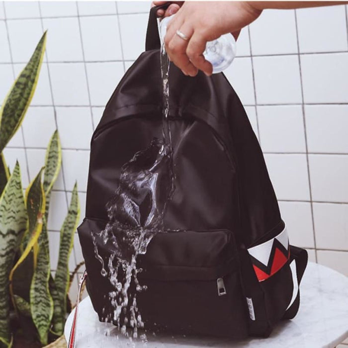 Anti Theft Waterproof Backpack - Luggage & Bags