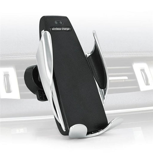 Automatic Clamping Wireless Car Charger Mount - Cellphones & Telecommunications