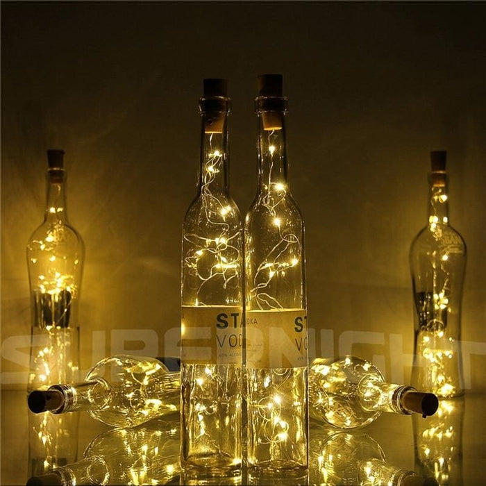 Bottle Lights - Lights & Lighting