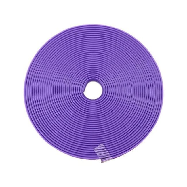 Color Wheel Rims Protectors - China / Lavender - Automotive