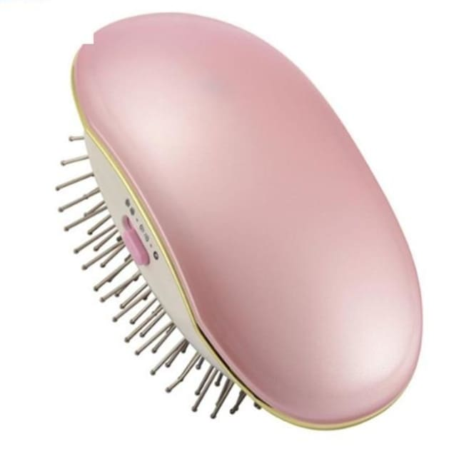 Ionic Styling Hair Brush - United States / Pink - Beauty & Health