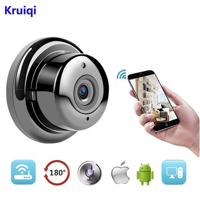 Kruiqi Wireless Cctv Security - Security & Protections