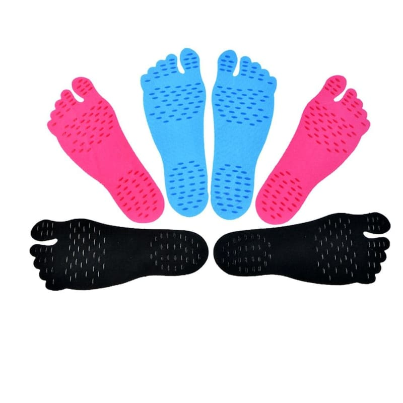 Mybarefoot Stick On Feet Soles - Beauty & Health
