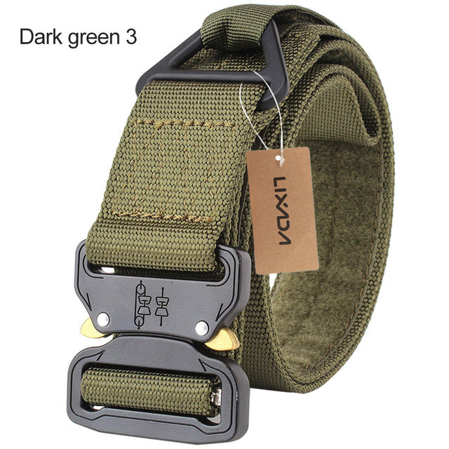 Premium Military Tactical Belt