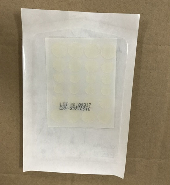 24pc Hydrocolloid Blemish Skin and  Invisible Pimple Patch