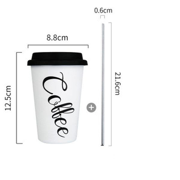 Limited Stainless Steel Travel Coffee Cup