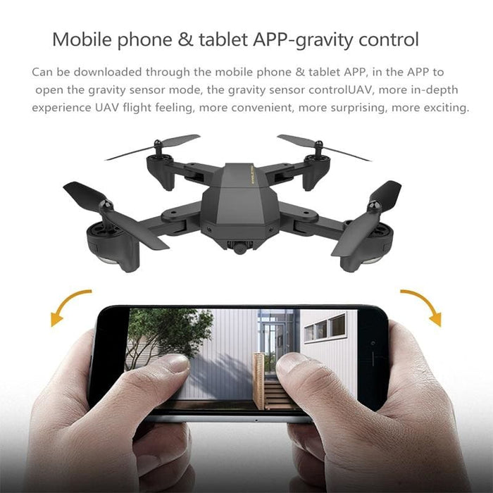 Professional Intelligent Folding Drones 3-Axis Gimbal Camera - Consumer Electronics