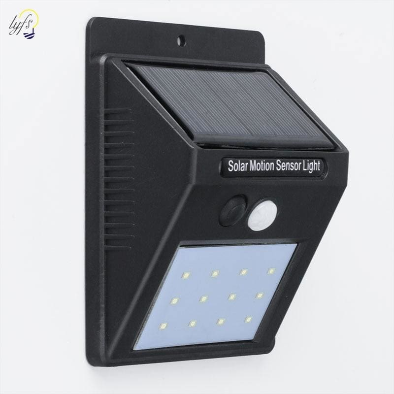 Quick Install Solar Waterproof Wall Light - Lights & Lighting