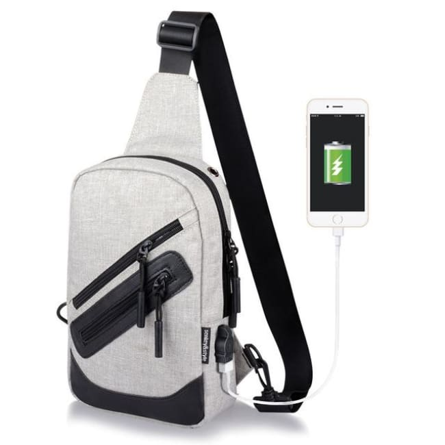 The Modern Bag - Usb 4 - Luggage & Bags