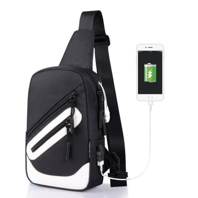 The Modern Bag - Usb2 - Luggage & Bags