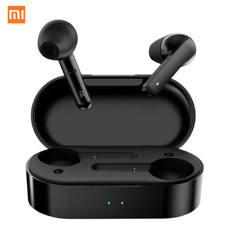 Xiaomi Mijia T3 Bluetooth 5.0 Earphone HiFi Aptx4 Mic CVC DSP Noise Cancelling Touch Call Headphone Stereo Headset For All Phone