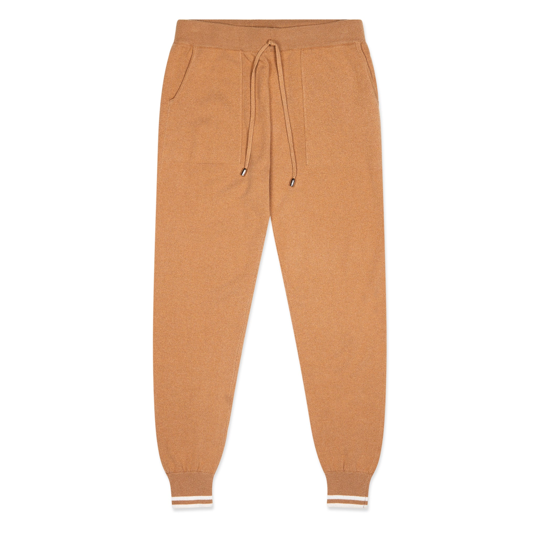 Tan Cashmere Pants