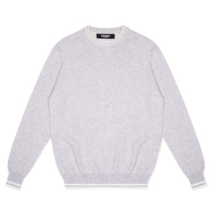Grey Cashmere Sweater