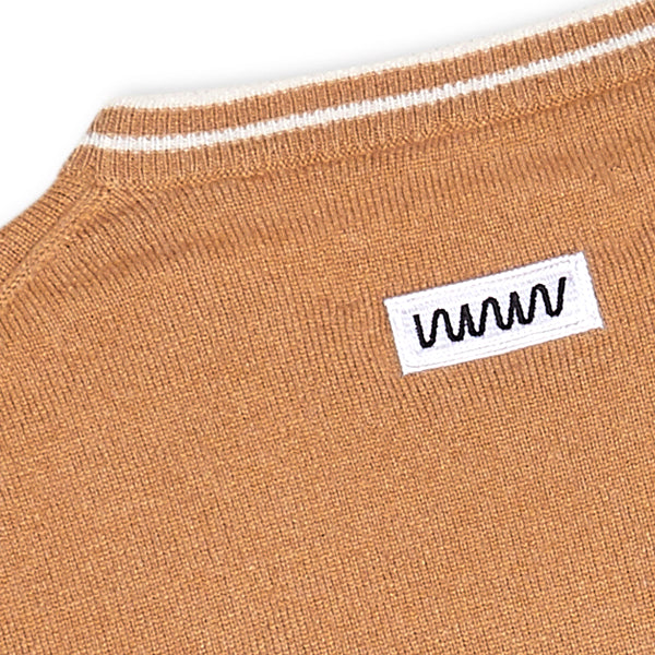 Tan Cashmere Sweater