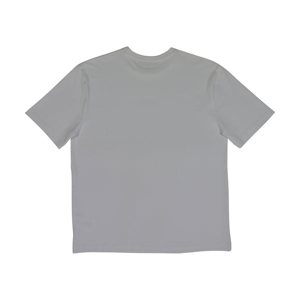WWW X DP White Logo T-Shirt