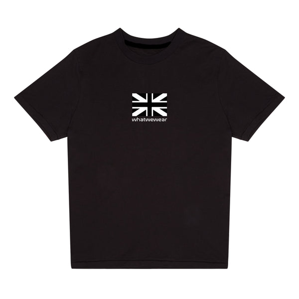 'Union Black' Flag T-shirt