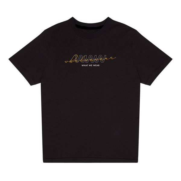 'Signature' Logo Graphic T-shirt