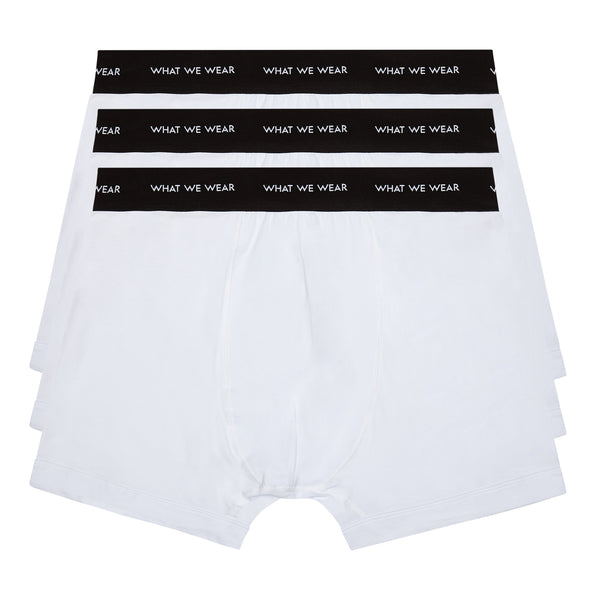 Essential Boxers (THREE PACK)