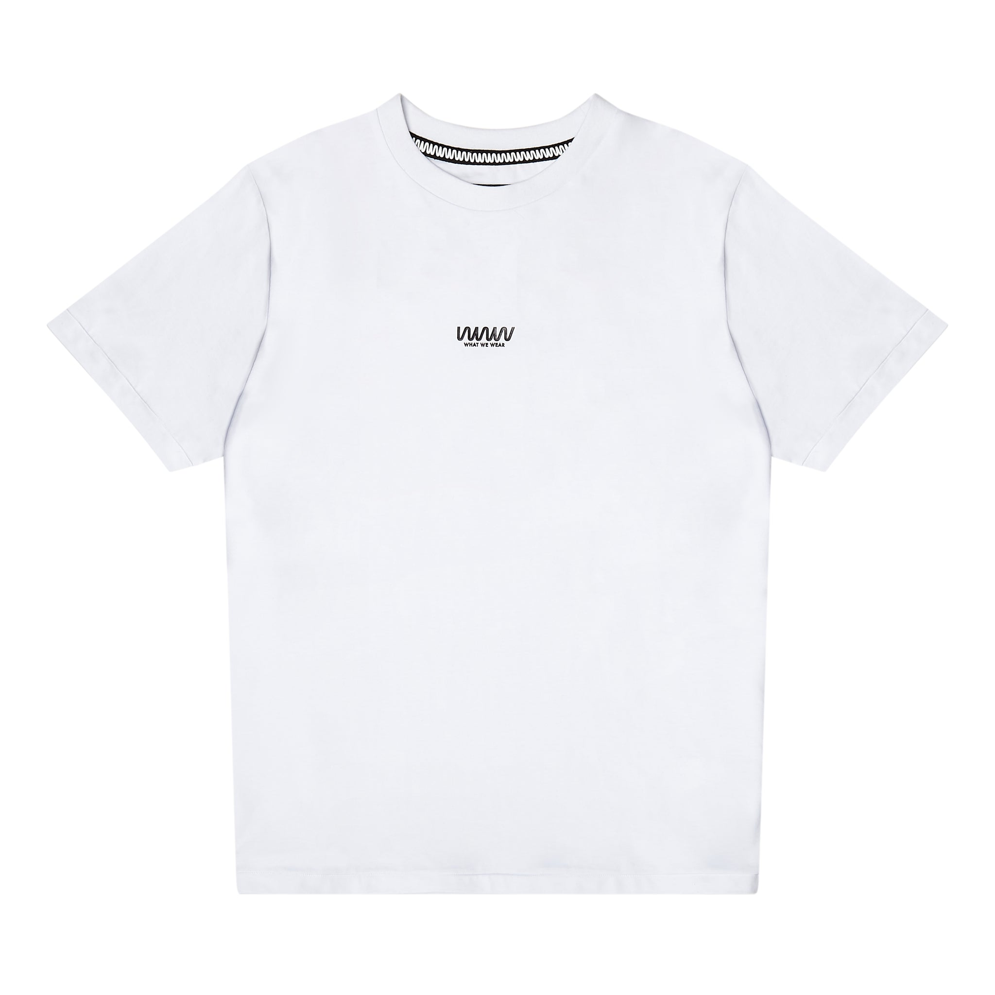 Essential White Logo T-shirt