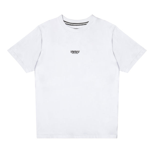 WE ARE IN THIS TOGETHER LOGO T-SHIRT WHITE