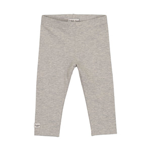 Lil Legs Light Heather Leggings