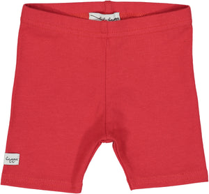 Lil Legs Red Shorts
