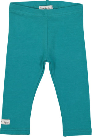 Lil Legs Teal Leggings