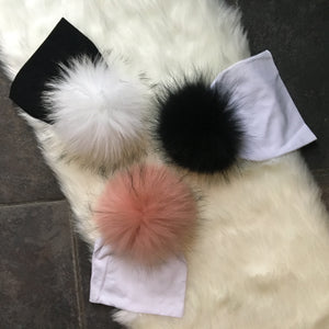 Create your own Beanie with Pom Pom