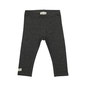 Lil Legs Dark Heather Leggings