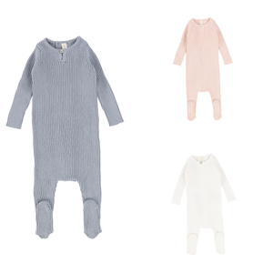 New* Lil Legs Knit Footie