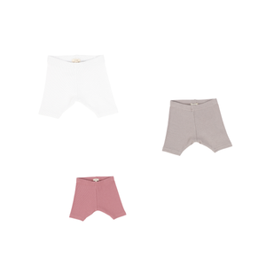 New* Lil Legs Ribbed SHORTS
