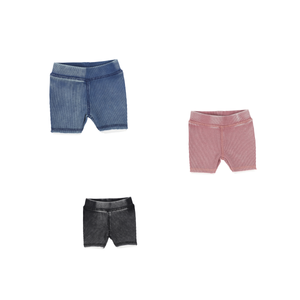 New* Lil Legs Denim Wash Shorts