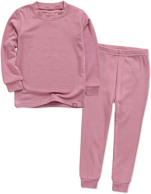 Vaenait Baby Super Soft Comfy Modal Tencel SOLID Pajamas